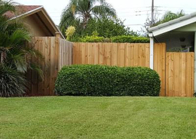 wood fence installation boca raton fl