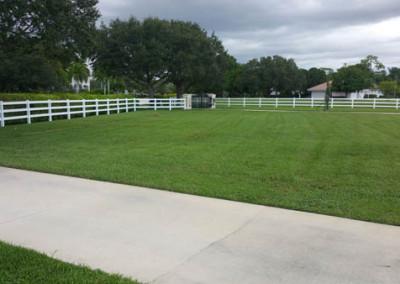 horse fence company