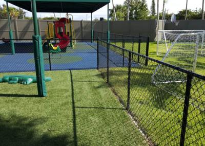 chain link fence installation Lake Worth