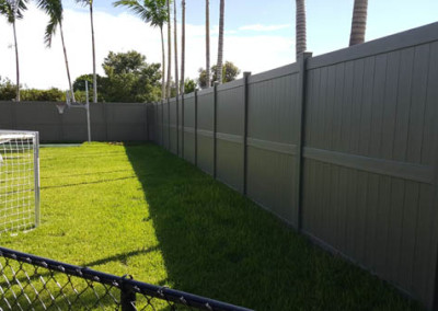 PVC Vinyl Fencing