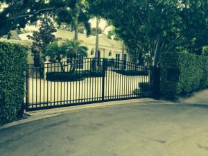 driveway gate company west palm beach