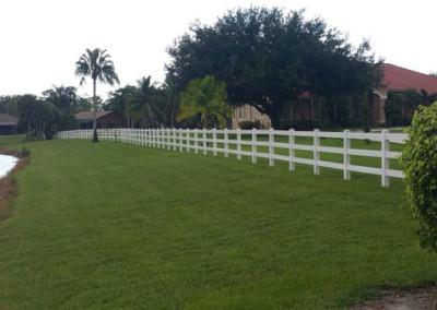fence company wellington Fl