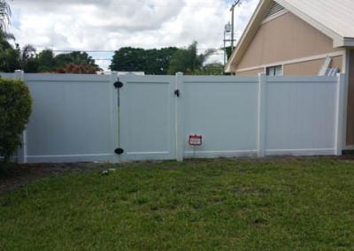 PVC Fencing Company