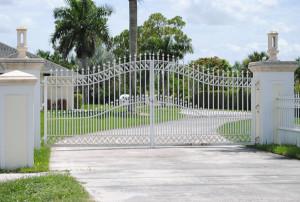 gate system installation
