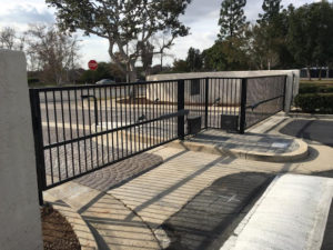 gate operator installation palm beach